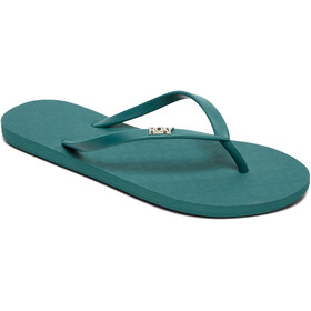 Roxy Viva IV Sandals Women dark green